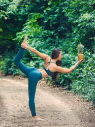 AloYoga együttműködés / Studio YogaSecrets