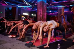Külsős jóga rendezvények / Studio Yoga Secrets